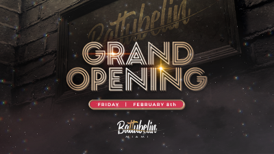 Grand Opening - Battubelin